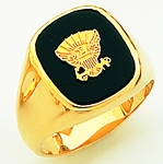 United States Navy Military Ring - ARM70N