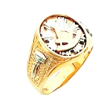 Past Master Masonic Ring - HOM448PM