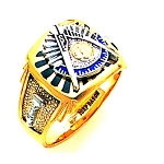 Past Master Masonic Ring - MAS1852PM