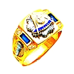 Past Master Masonic Ring - MAS2005PM