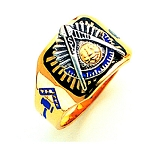 Past Master Masonic Ring - MAS2043PM