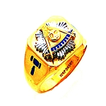 Past Master Masonic Ring - MAS2044PM
