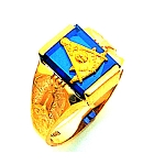 Past Master Masonic Ring - MAS60217PM