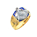 Past Master Masonic Ring - MAS963PM
