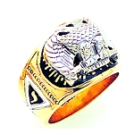 Scottish Rite Masonic Ring - GLC171SR