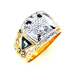 Scottish Rite Masonic Ring - MAS1035SR
