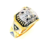 Scottish Rite Masonic Ring - MAS1068SR