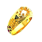 Scottish Rite Masonic Ring - MAS1538SR