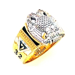 Scottish Rite Masonic Ring - MAS1702SR