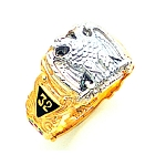 Scottish Rite Masonic Ring - MAS1711SR