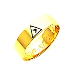 Scottish Rite Masonic Ring - MAS2299(6MM)