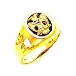 Scottish Rite Masonic Ring - MAS60333SR
