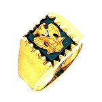 Scottish Rite Masonic Ring - MAS60436SR