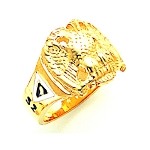 Scottish Rite Masonic Ring - MAS978SR