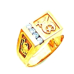 Shriner Masonic Ring - GLC792014SH
