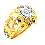 Shriner Masonic Ring - MAS1216SH