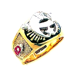 Shriner Masonic Ring - MAS1722SH