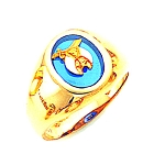 Shriner Masonic Ring - MAS60332SH