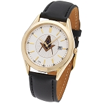 Blue Lodge Masonic Leather Watch - MSW67