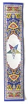 Order of the Eastern Star Masonic Bookmark - [7'' x 2'']