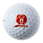 Shriner Masonic Golf Ball Three Pack