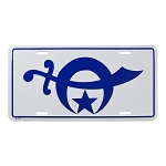 Shriner Masonic License Plate