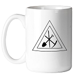 Royal Arch Working Tools 11 oz. Coffee Mug