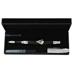 Square & Compass Masonic Fountain Pen
