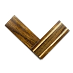 Square Wooden Masonic Working Tool