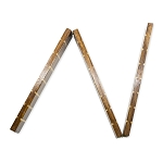 Twenty Four Inch Gauge Wooden Masonic Working Tool