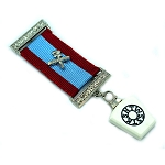 Mark Master Mason Masonic Breast Jewel - [4 1/4'' Tall]