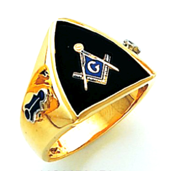 Blue Lodge Rings