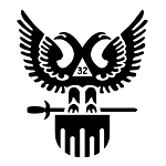 32nd Degree (Wings Up) Scottish Rite Masonic Vinyl Decal