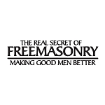 Real Secret of Freemasonry Making Good Men Better Masonic Vinyl Decal