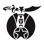 Shriner Masonic Vinyl Decal