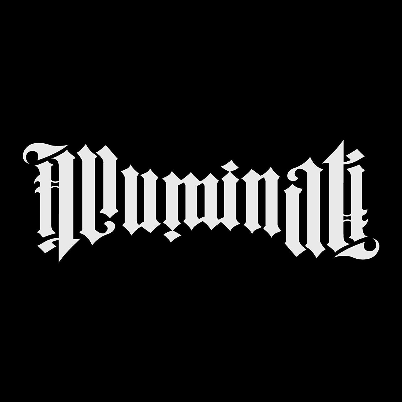Illuminati Palindrome Car Auto Window Vinyl Decal