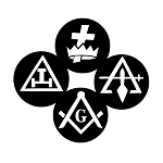 York Rite Masonic Vinyl Decal
