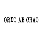 Ordo Ab Chao Masonic Vinyl Decal