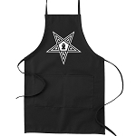 Order of the Eastern Star Masonic Cooking Kitchen Apron