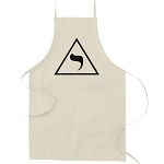 Lodge of Perfection Symbol Masonic Cooking Kitchen Apron