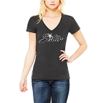 OES Sister Women's V-Neck T-Shirt