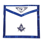 Master Mason Cloth Duck Cotton Masonic Apron