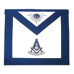 Past Master Masonic Apron