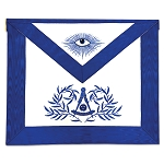 Past Master All Seeing Eye Masonic Apron