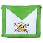 5th Degree Scottish Rite Masonic Apron