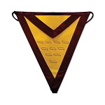 17th Degree Scottish Rite Masonic Apron