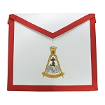 18th Degree Scottish Rite Masonic Apron