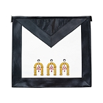 10th Degree Scottish Rite Masonic Apron
