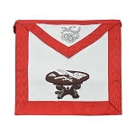 22nd Degree Scottish Rite Masonic Apron