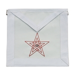 28th Degree Scottish Rite Masonic Apron